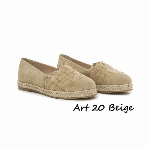 Shoes Art 20 Beige