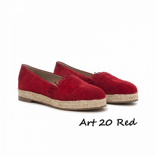 Shoes Art 20 Red