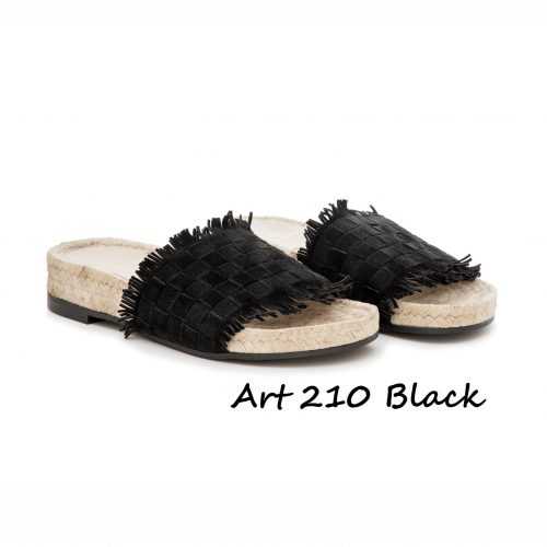 Shoes Art 210 Black