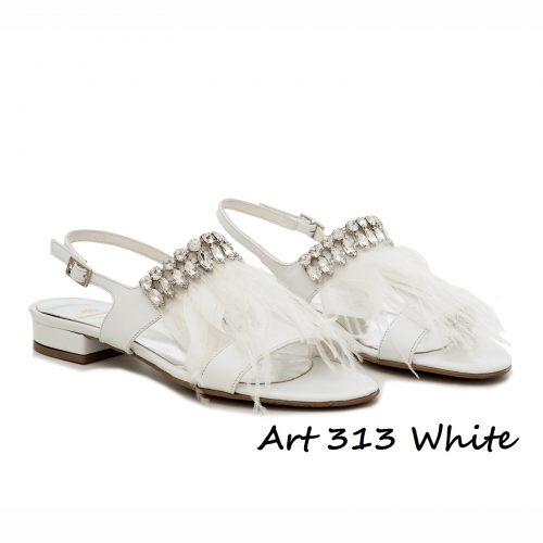 Shoes Art 313 White