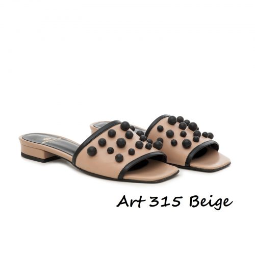Shoes Art 315 Beige