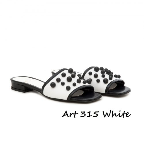 Shoes Art 315 White