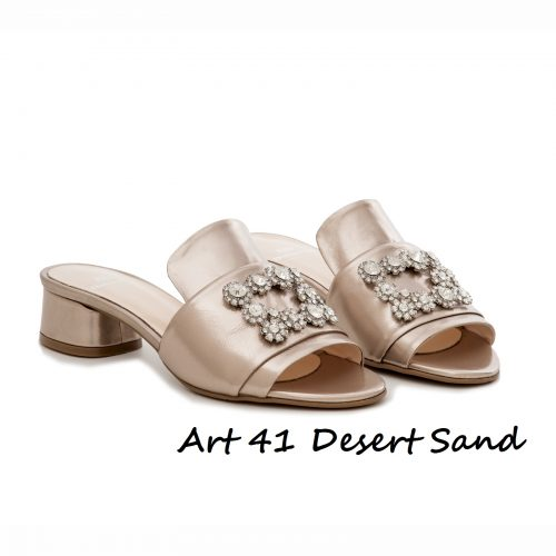 Shoes Art 41 Desert Sand