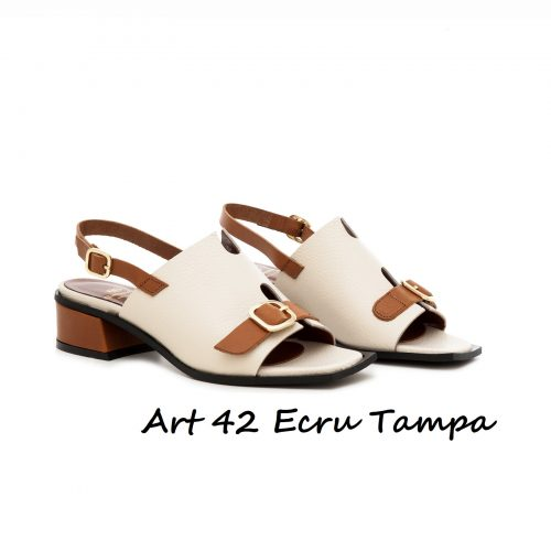 Shoes Art 42 Ecru Tampa