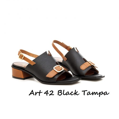 Shoes Art 42 Black Tampa