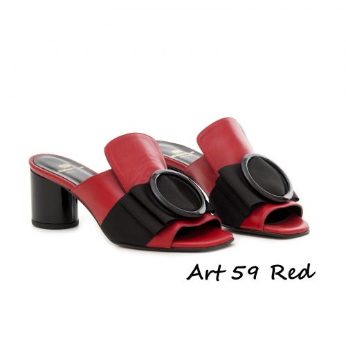 Shoes Art 59 Red