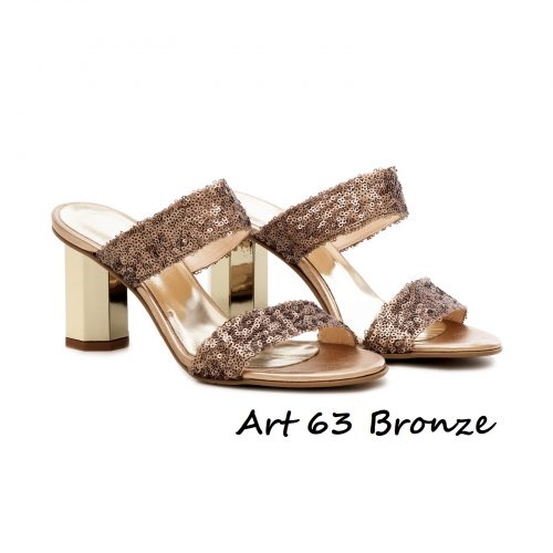 Shoes Art 63 Bronze