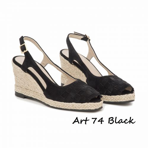 Shoes Art 74 Black
