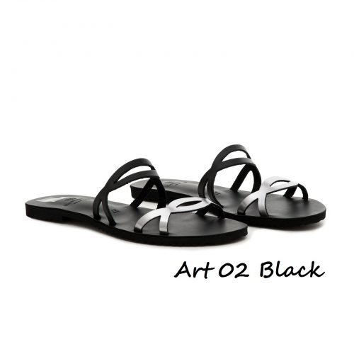 Shoes Art 02 Black