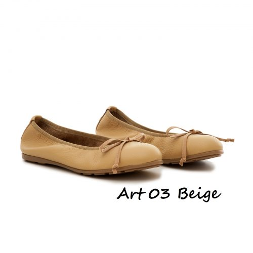 Shoes Art 03 Beige