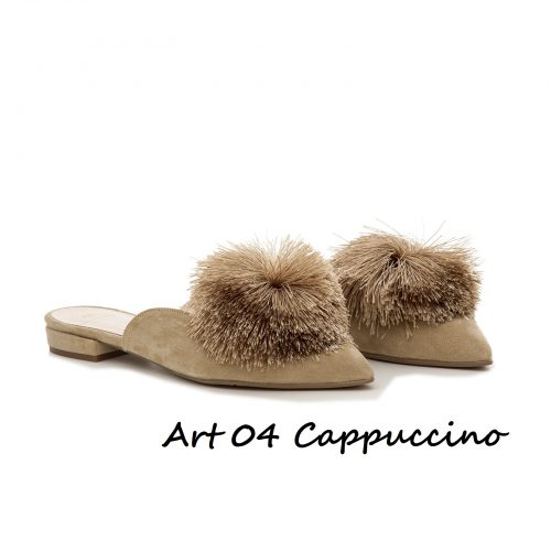Shoes Art 04 Cappuccino