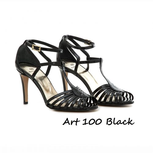 Shoes Art 100 Black