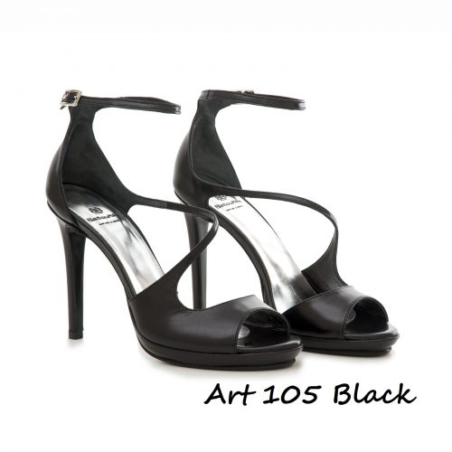 Shoes Art 105 Black