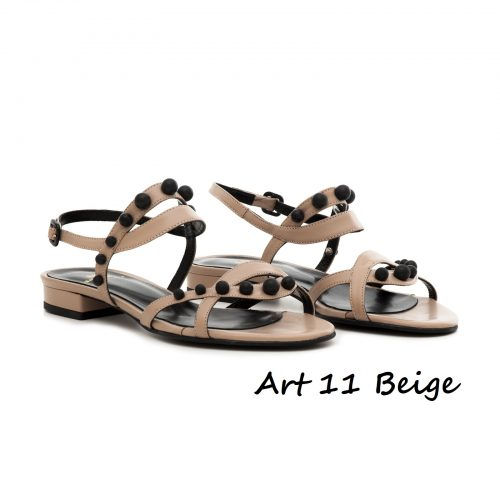 Shoes Art 11 Beige