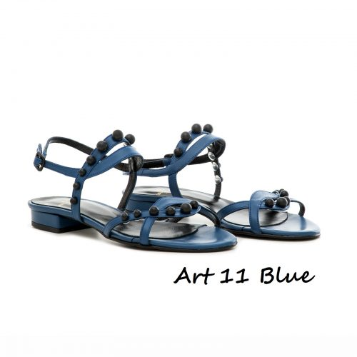 Shoes Art 11 Blue