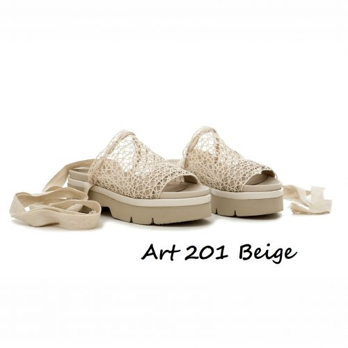 Shoes Art 201 Beige