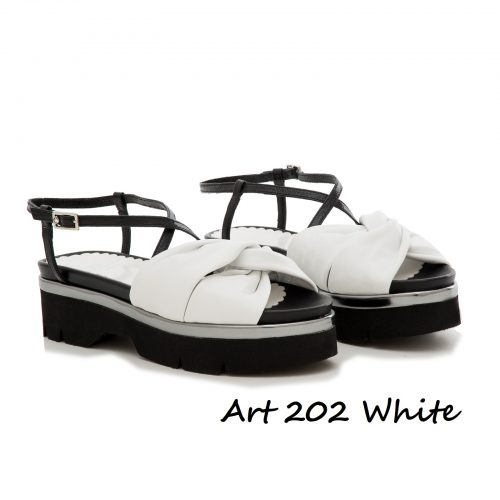 Shoes Art 202 White