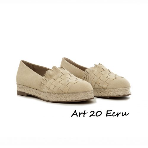 Shoes Art 20 Ecru