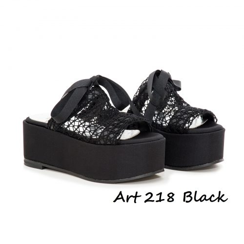 Shoes Art 218 Black