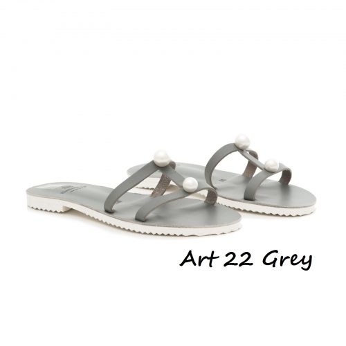Shoes Art 22 Grey