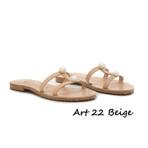 Shoes Art 22 Beige