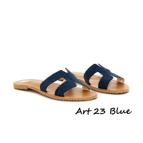 Shoes Art 23 Blue