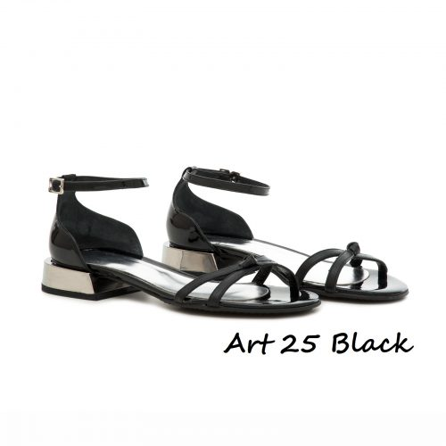 Shoes Art 25 Black
