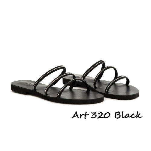 Shoes Art 320 Black