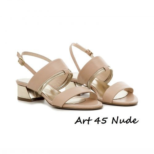 Shoes Art 45 Nude