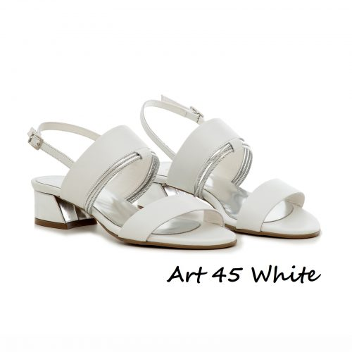 Shoes Art 45 White