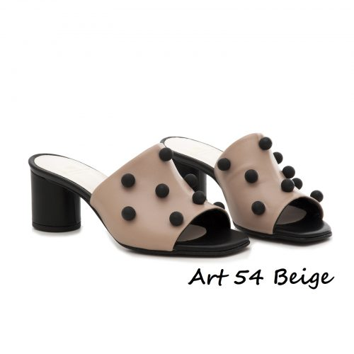 Shoes Art 54 Beige