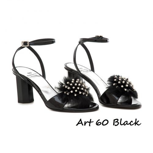 Shoes Art 60 Black