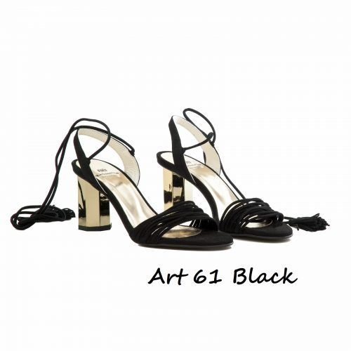 Shoes Art 61 Black