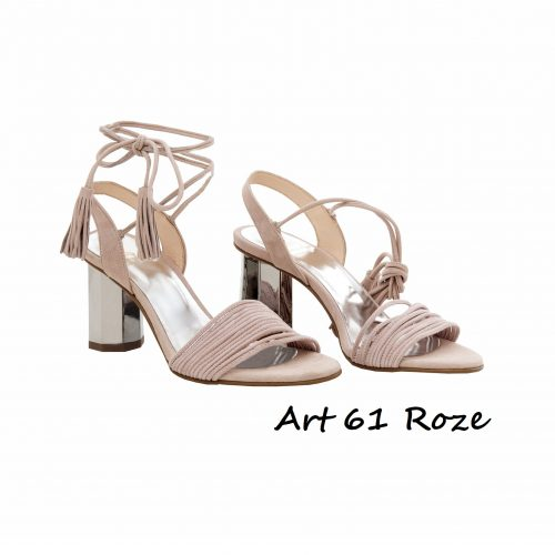 Shoes Art 61 Roze