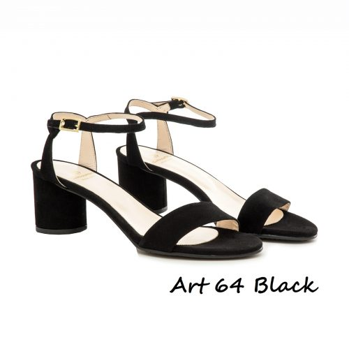 Shoes Art 64 Black