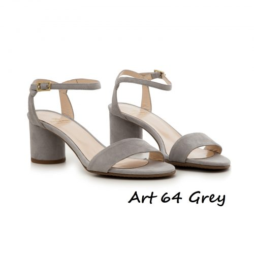 Shoes Art 64 Grey