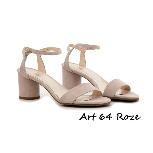 Shoes Art 64 Roze