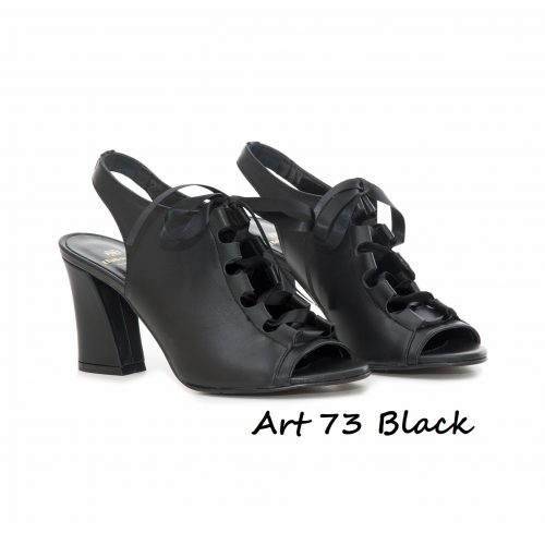 Shoes Art 73 Black