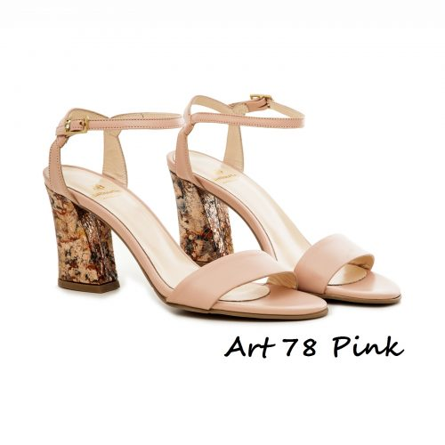Shoes Art 78 Pink