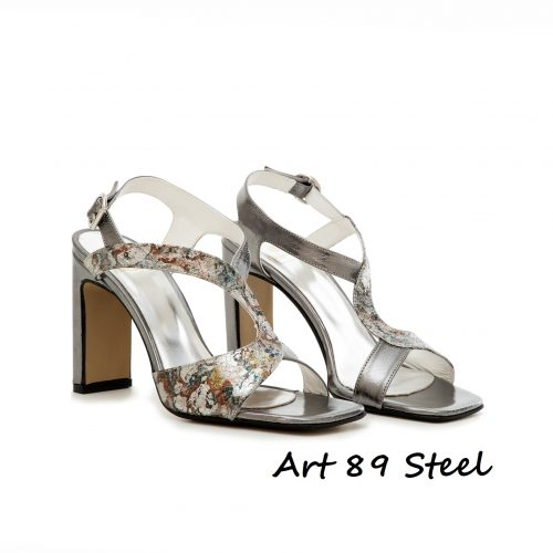 Shoes Art 89 Steel