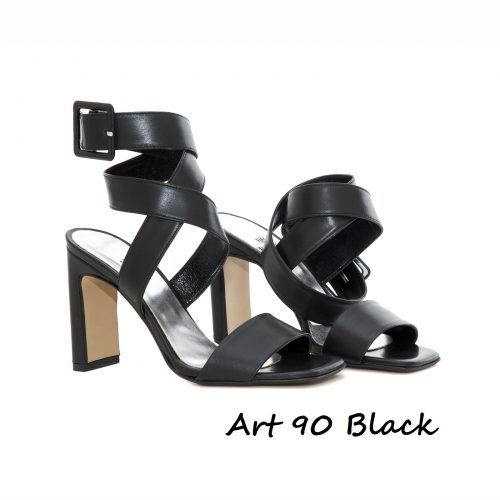 Shoes Art 90 Black