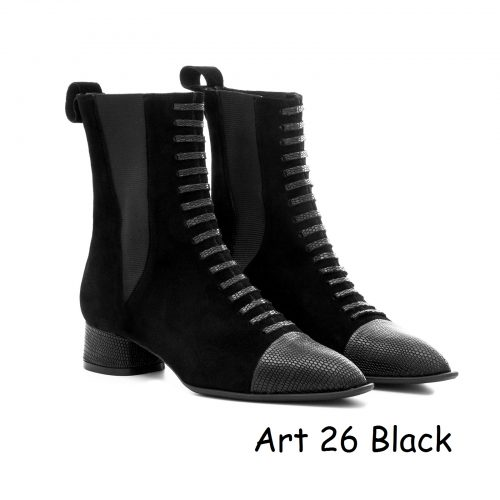 Women Shoes Art 26 Black