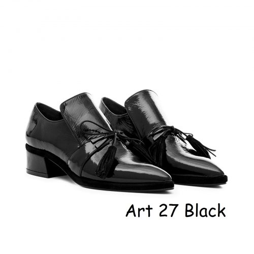 Women Shoes Art 27 Black