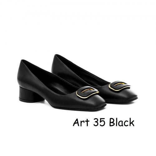 Women Shoes Art 35 Black