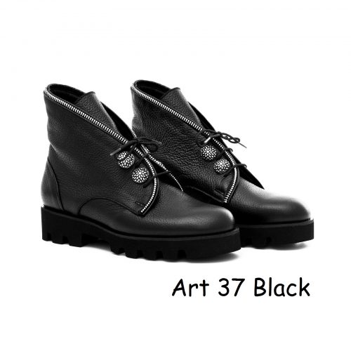 Women Shoes Art 37 Black