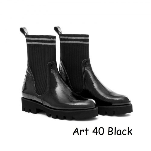 Women Shoes Art 40 Black