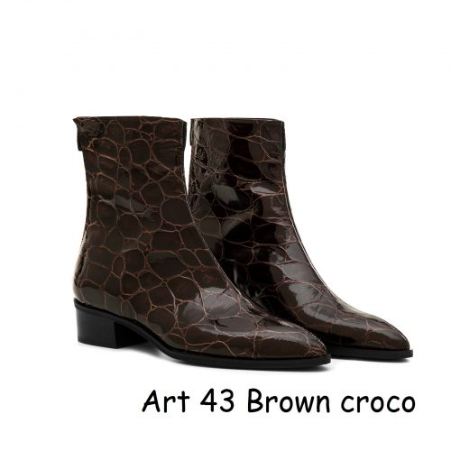 Women Shoes Art 43 Brown