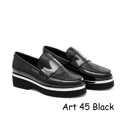Women Shoes Art 45 Black