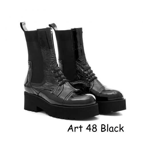 Women Shoes Art 48 Black