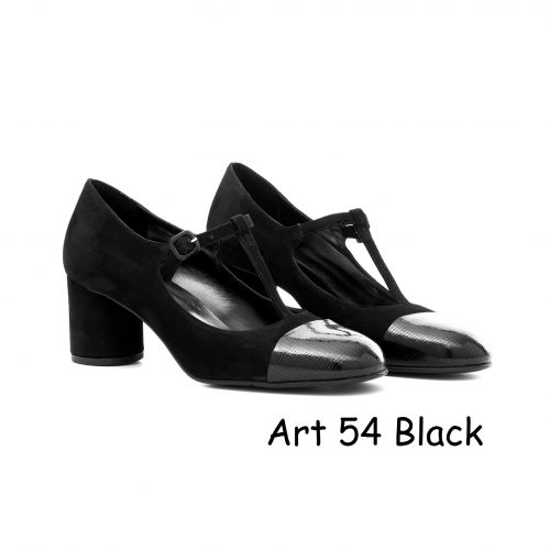 Women Shoes Art 54 Black